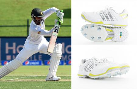 Shoaib Malik becomes Pakistan's greatest run scorer in his Custom Cricket Shoes