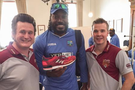 Chris Gayle - West Indies Legend