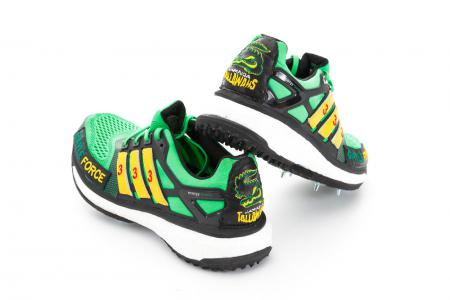 Chris Gayle's Adidas for the Jamaican Tallawahs