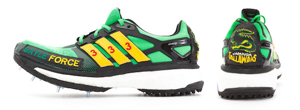Chris Gayle 'GAYLEFORCE' Adidas for Jamaican Tallawahs CPL T20