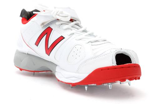 Cricket Bowlers Shoes Big Toe